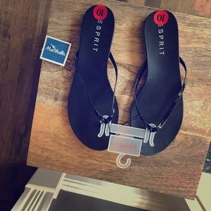 Shoes - Esprit flip flops